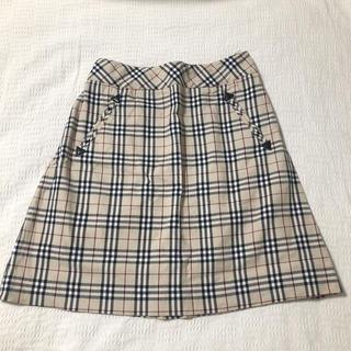 バーバリー(BURBERRY)のBurberryスカート(ミニスカート)