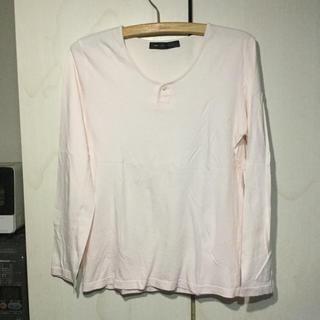 シップス(SHIPS)のSHIPS  ヘンリーネック カットソー(Tシャツ/カットソー(七分/長袖))