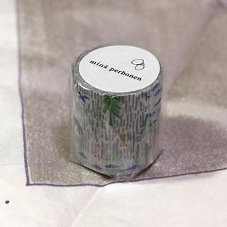 mina perhonen - ミナペルホネン マスキングテープ つづく展  one day