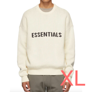 FEAR OF GOD - XL 20SS FOG Fear Of God Essentials セーター