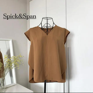 Spick and Span - 【美品】スピックアンドスパン ブラウス