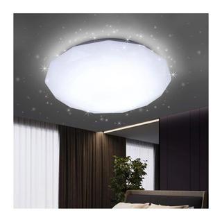 LED シーリングライト 星空効果 27W 6畳 照明器具 天井ライト(天井照明)