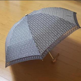 お値下げ!セリーヌ 晴雨兼用 日傘 折り畳み カバー付き