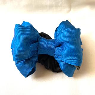 ランバンオンブルー(LANVIN en Bleu)のランバンオンブルー シュシュ(ヘアゴム/シュシュ)