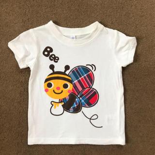 ニシマツヤ(西松屋)の【美品】ハチさん Tシャツ 90cm(Tシャツ/カットソー)