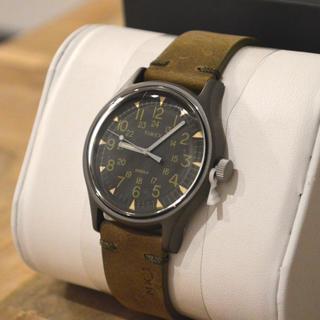 タイメックス(TIMEX)の定価18700円 新品未使用 TIMEX タイメックス MK1(腕時計(アナログ))