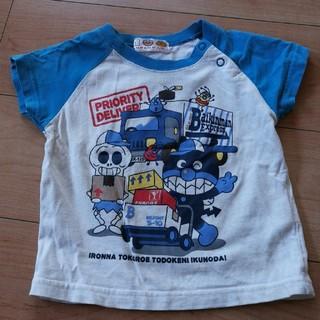 アンパンマン - ばいきんまんTシャツ90