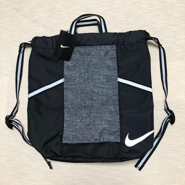 NIKE(ナイキ)のNIKE ナイキ プールバッグ キッズ/ベビー/マタニティのこども用バッグ(リュックサック)の商品写真