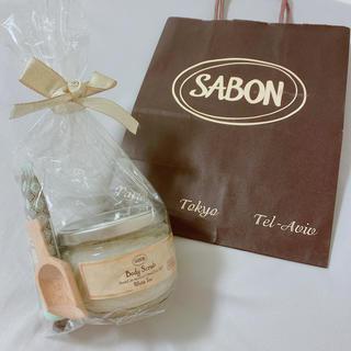 SABON - SABONサボン プレゼント ホワイトティー スクラブ ハンドクリームセット