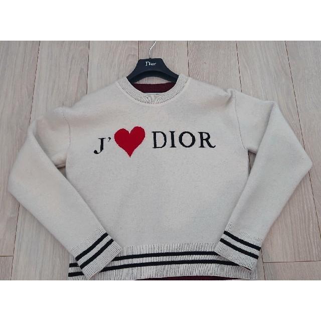 Dior(ディオール)のDIOR ニット 完売 専用です レディースのトップス(ニット/セーター)の商品写真