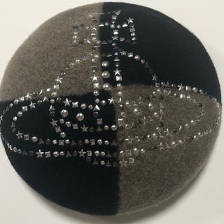 ヴィヴィアンウエストウッド(Vivienne Westwood)のviviennewestwood ベレー帽(ハンチング/ベレー帽)