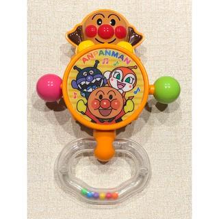 アンパンマン - アンパンマン おもちゃ(カタカタドラム)