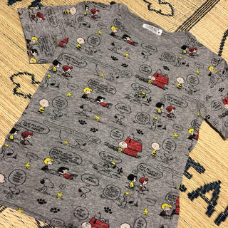 スヌーピー(SNOOPY)のPEANUTS☺︎スヌーピーTシャツ(Tシャツ(半袖/袖なし))