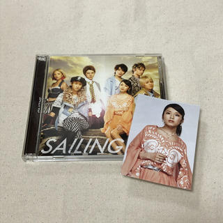 トリプルエー(AAA)のAAA CD SAILING(ポップス/ロック(邦楽))