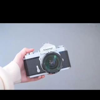ニコン(Nikon)の完動品 ◡̈⋆* Nikon Nikomat & Nikkor フィルムカメラ(フィルムカメラ)