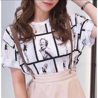eimy istoire - eimy istoire新品未使用 マリリンモンロー Tシャツ S
