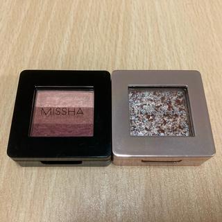 ミシャ(MISSHA)のMISSHA トリプルシャドウ グリッタープリズム セット(アイシャドウ)