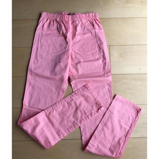 エイチアンドエム(H&M)のピンクのスキニーパンツ(スキニーパンツ)