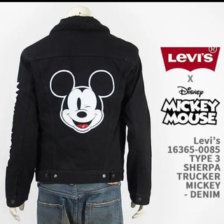 Levi's - リーバイスディズニージャケット