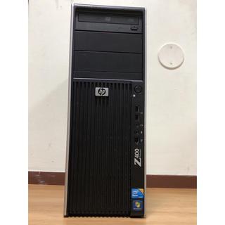 HP - ゲーミングPC XEON 12GB ハイブリッド120GB 500GB