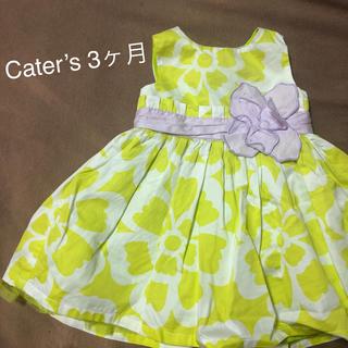 carter's - cater's  海外子供服 ドレス 3ヶ月