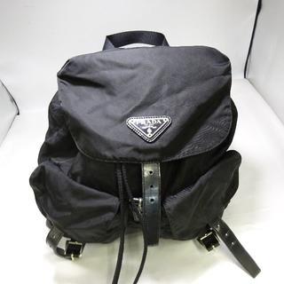 PRADA - PRADA プラダ ナイロン 黒 リュック バッグパック 59