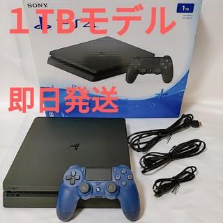 PlayStation4 - PS4 ジェットブラック 薄型 CUH-2000B 1TB