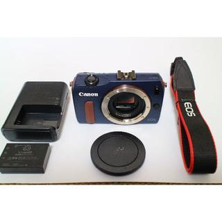 Canon - 美品 CANON EOS M ミラーレス一眼ボディ AF改善版