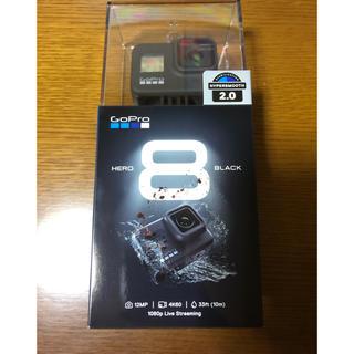 GoPro - 国内正規品 Go Pro HERO8 BLACK CHDHX801FW