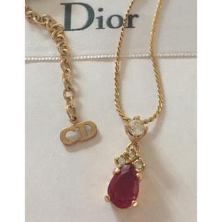 クリスチャンディオール(Christian Dior)のVintage Dior ネックレス(ネックレス)