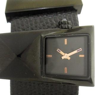 ディーゼル(DIESEL)のディーゼル 腕時計美品  DZ-5586 革ベルト(腕時計)