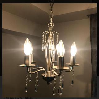 フランフラン(Francfranc)のフランフラン シーリングライト LED ライトカバー付き シャンデリア(天井照明)