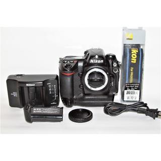 ニコン(Nikon)の【動作良好】Nikon D2H ニコン ショット数69,800回(フィルムカメラ)