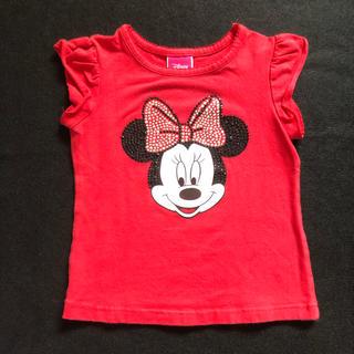 Disney - 【Disney】100 ミニーマウス ディズニー Tシャツ 半袖 ザラ ネクスト