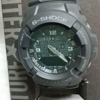 ジーショック(G-SHOCK)の超レア品 CASIO G-SHOCK COUNTER CULTURE(腕時計(デジタル))