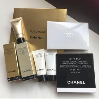 CHANEL - シャネル化粧品サンプル新品未開封