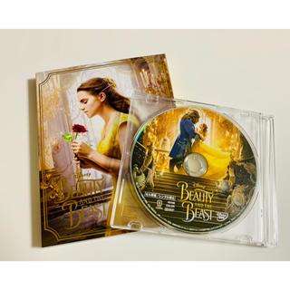 Disney - 美女と野獣 MovieNEX('17米) 実写版 DVDのみ