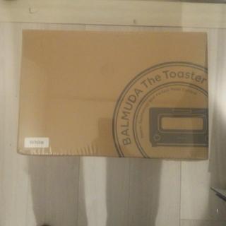 BALMUDA - 「BALMUDA The Toaster」 ザ・トースター (ホワイト)