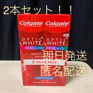 Colgate OPTIC WHITE RENEWAL リニューアル(歯磨き粉)