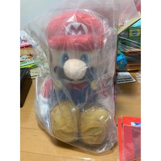 一番くじ スーパーマリオブラザーズ A賞 マリオおしゃべりぬいぐるみ