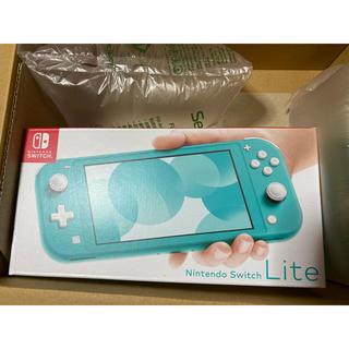 Nintendo Switch - 新品Nintendo Switch  Lite ターコイズ