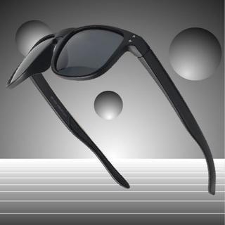 067 デザイナーズサングラス イタリア 偏光レンズ UV400カット グレー(サングラス/メガネ)
