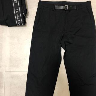 DIOR HOMME - Dior パンツ ウール100%  ジャケットとセットの場合-4000円!