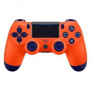 PS4 ワイヤレスコントローラー サンライズオレンジ 橙色