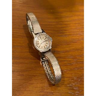 オメガ(OMEGA)のVintage OMEGA 手巻き De ville オメガ  腕時計(腕時計)