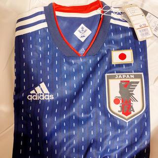 adidas - サッカー 日本代表 ユニフォーム 新品未使用