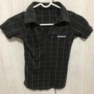 ヒステリックグラマー(HYSTERIC GLAMOUR)のヒステリックミニ ポロシャツ(Tシャツ/カットソー)