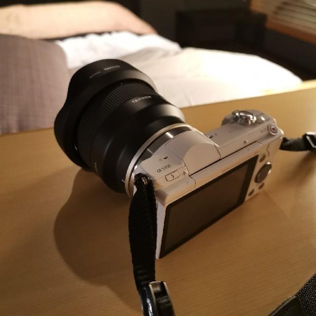 SONY(ソニー)のミラーレスカメラ SONY α5100 スマホ/家電/カメラのカメラ(ミラーレス一眼)の商品写真