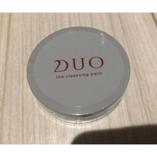 【未使用】DUO ザ クレンジングバーム 20g(クレンジング/メイク落とし)