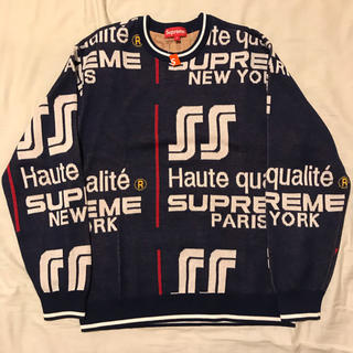 Supreme - Supreme Qualite Sweater セーター ニット
